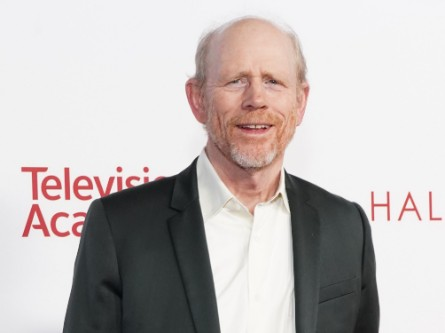 Ron Howard is appearing at the Edinburgh Film Festival. (Photo by Rachel Luna/Getty Images)