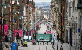 Glasgow city centre