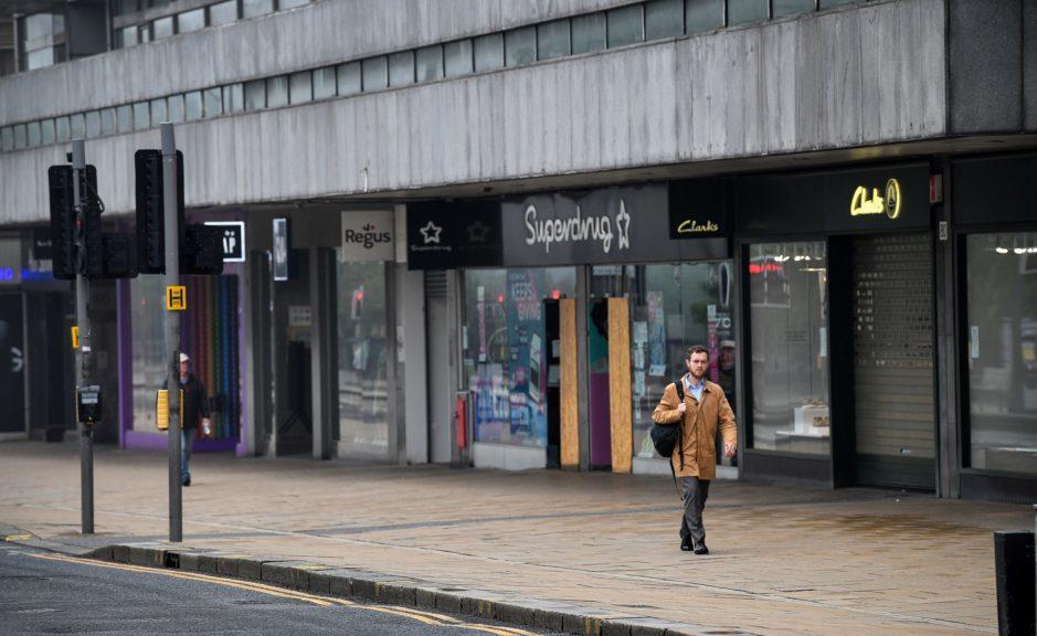 Shops: High street retailers get June 29 green light.