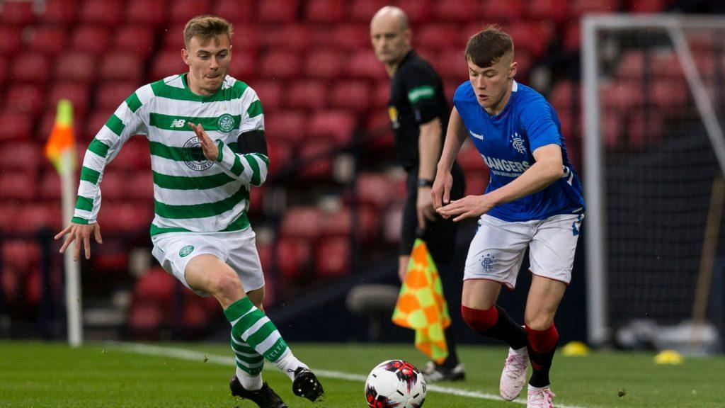 Celtic and Rangers colts teams could feature in the Lowland League.