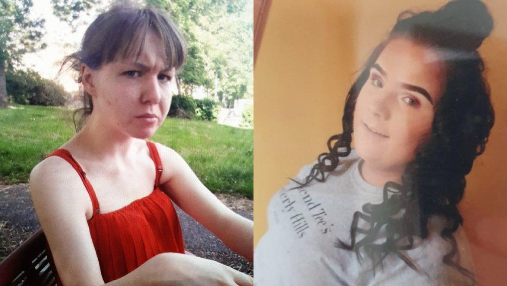 Katie Macphee and Nicole Ramage are missing.