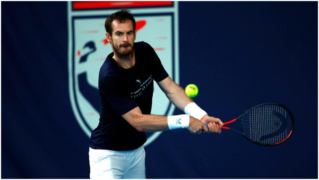 Murray to make comeback against Liam Broady.