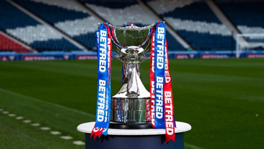 Betfred Cup could be 'optional' next season.