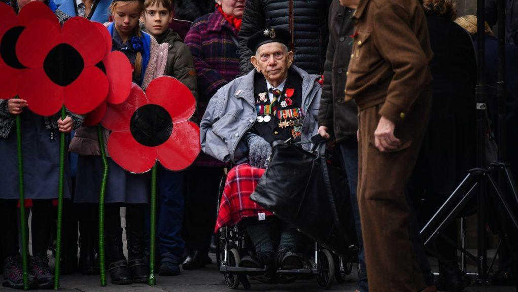 Armed forces charities to get funding boost.