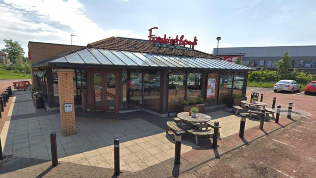 Frankie and Benny's restaurants to close.