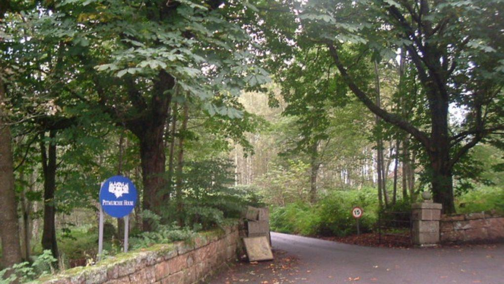 Pitmurchie House: Care home in Torphins, Aberdeenshire.