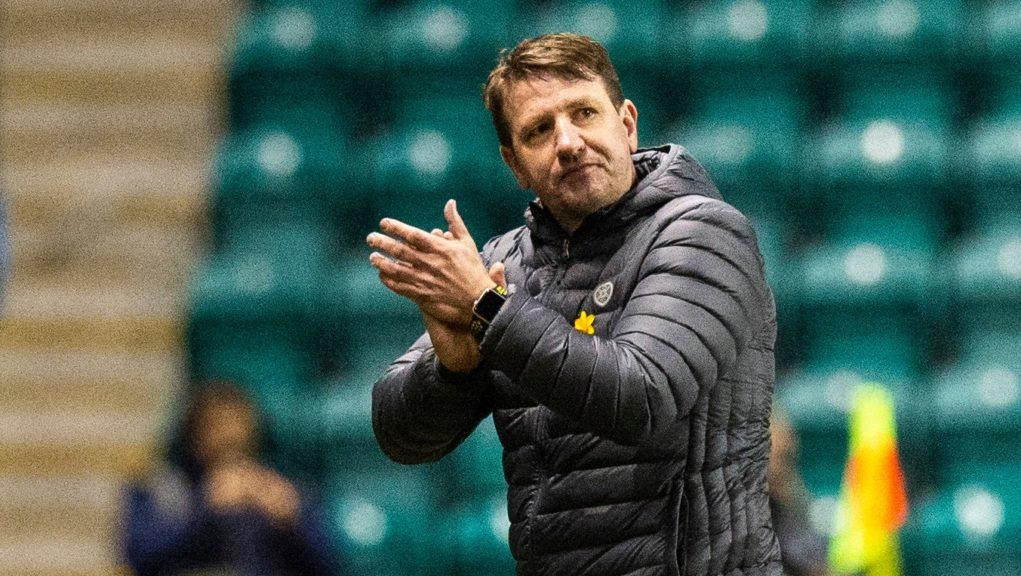 Stendel has left Hearts and been replaced with Robbie Neilson.