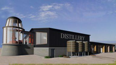 The Uist Distilling Company.