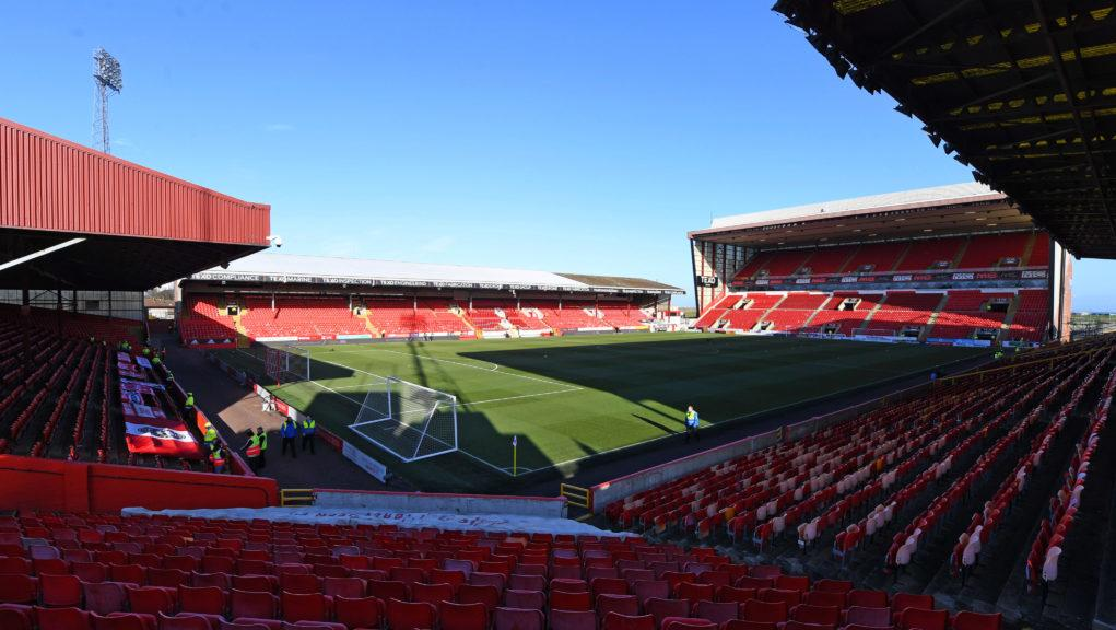 Eight Aberdeen players were sanctioned by the governing body.