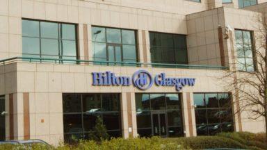 Hilton Glasgow.