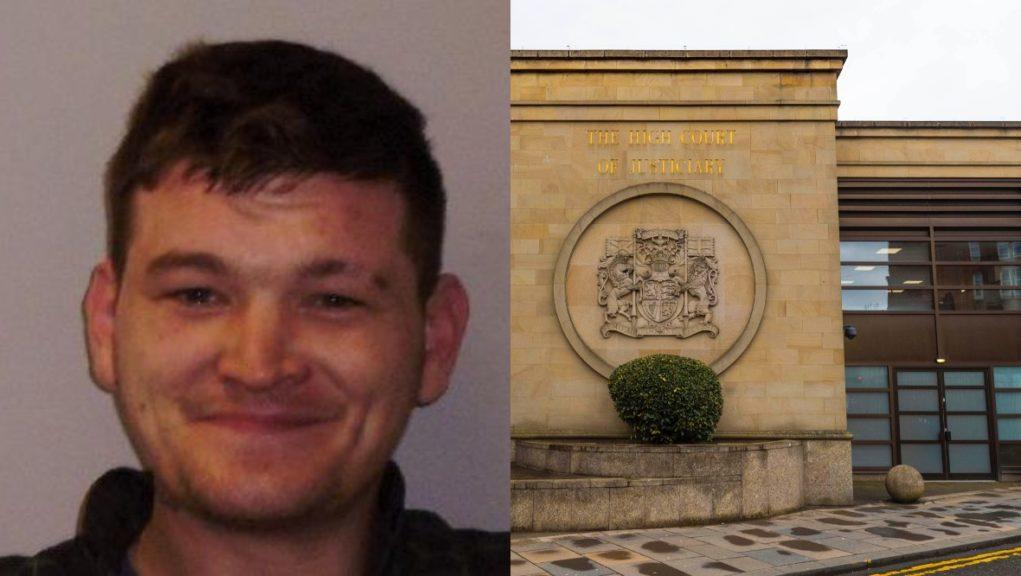 Jailed: Matthew Maltman has been handed a lifelong restriction order.