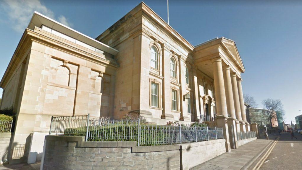 Dundee Sheriff Court: The teenager appeared on Monday.