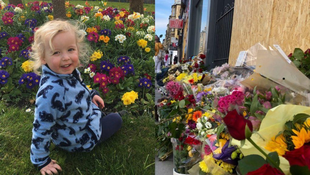 Tribute: Xander Irvine loved books, toy vehicles and Lego.