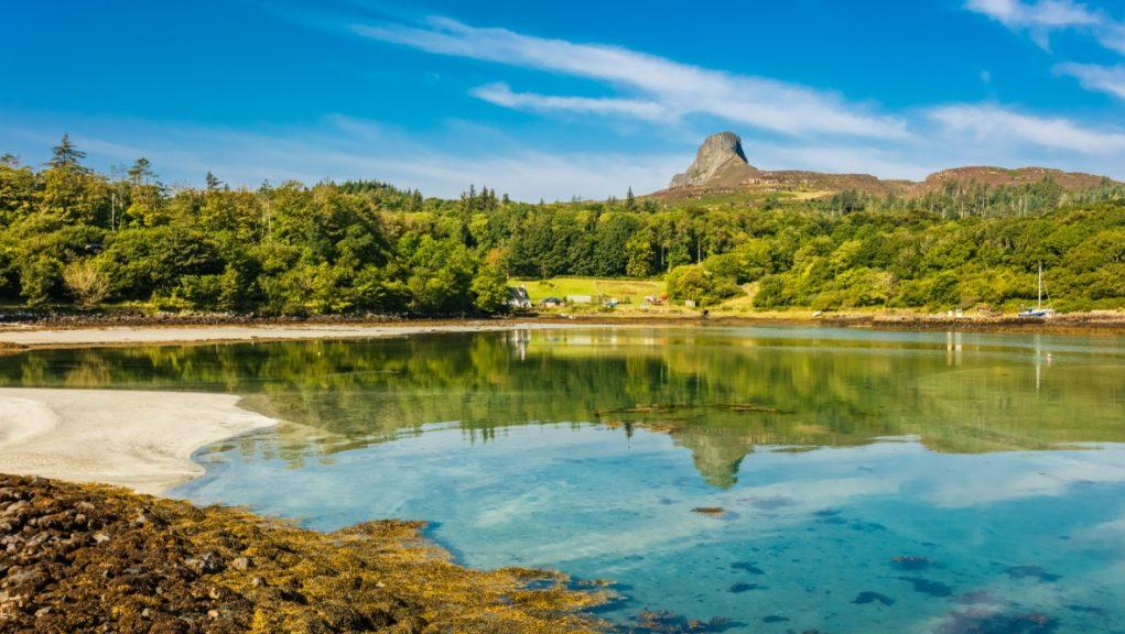 Eigg: Islanders are urging tourists to stay away as the fight against coronavirus goes on.