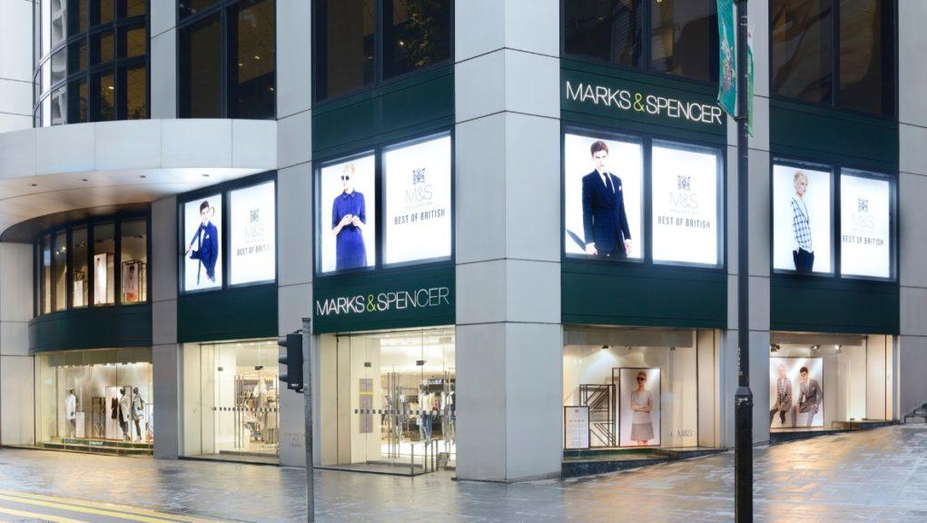Retailer: Almost 1000 jobs are at risk at Marks & Spencer.