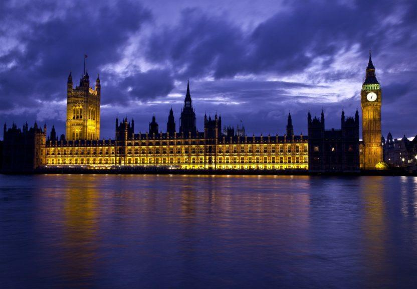 Westminster: The UK Government has 'promised' extra powers for Holyrood.