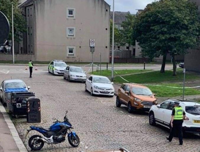Jasmine Terrace: Man arrested after death.