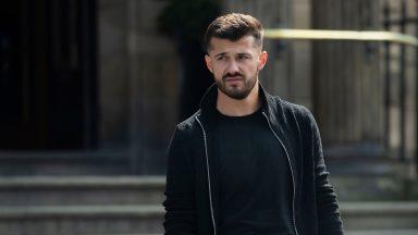 Ajeti in Glasgow