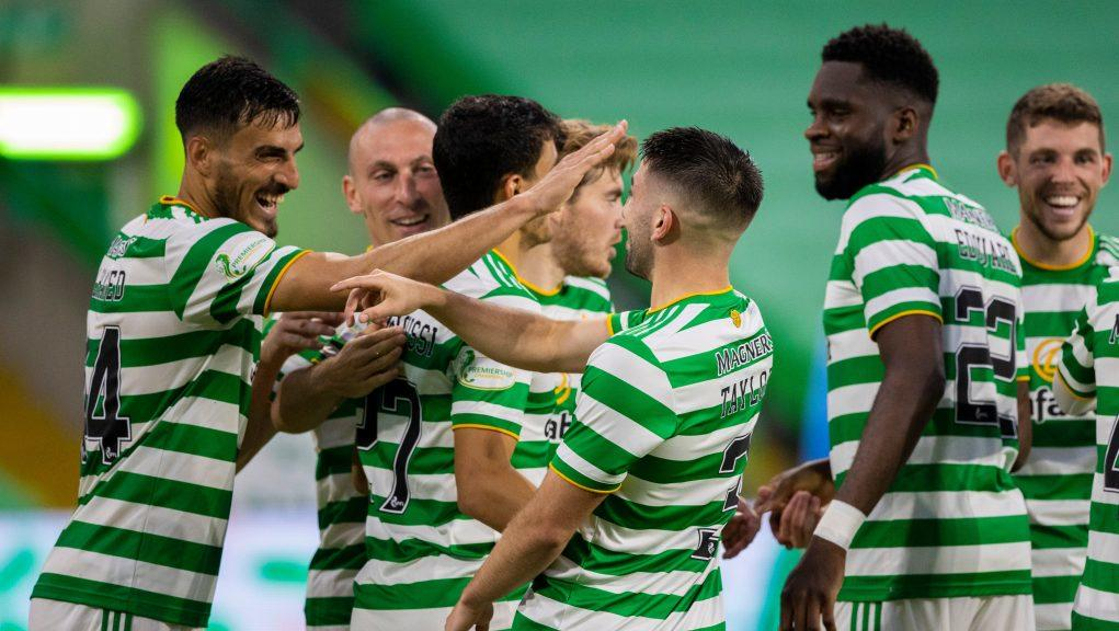Celtic cruised to a 6-0 win in their first qualifier.