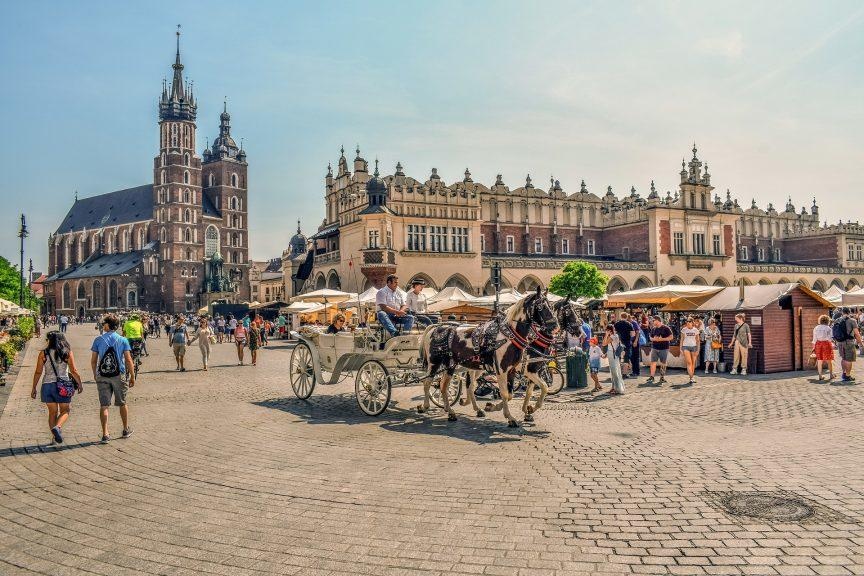 Krakow: The Lord Provost of Edinburgh has written to the Polish city's mayor.