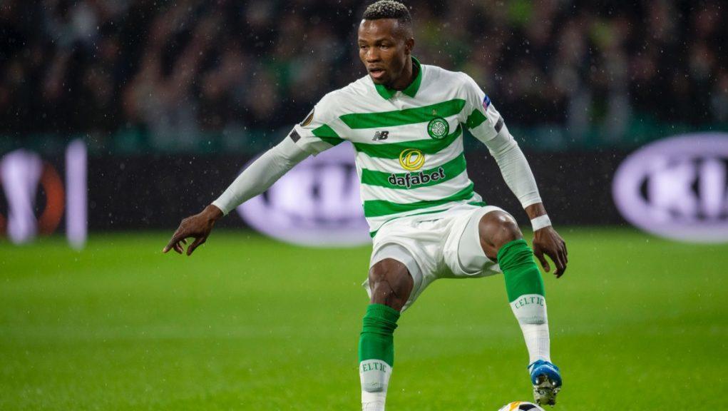 Celtic: Boli Bolingoli breached Covid-19 rules.