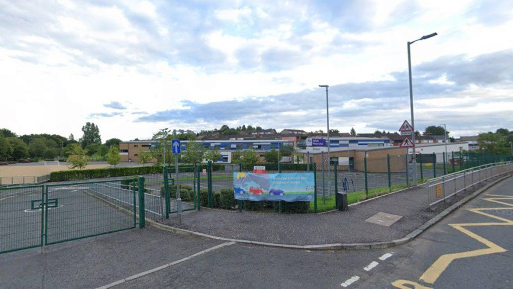 Todholm Primary School: Contact tracing has begun.