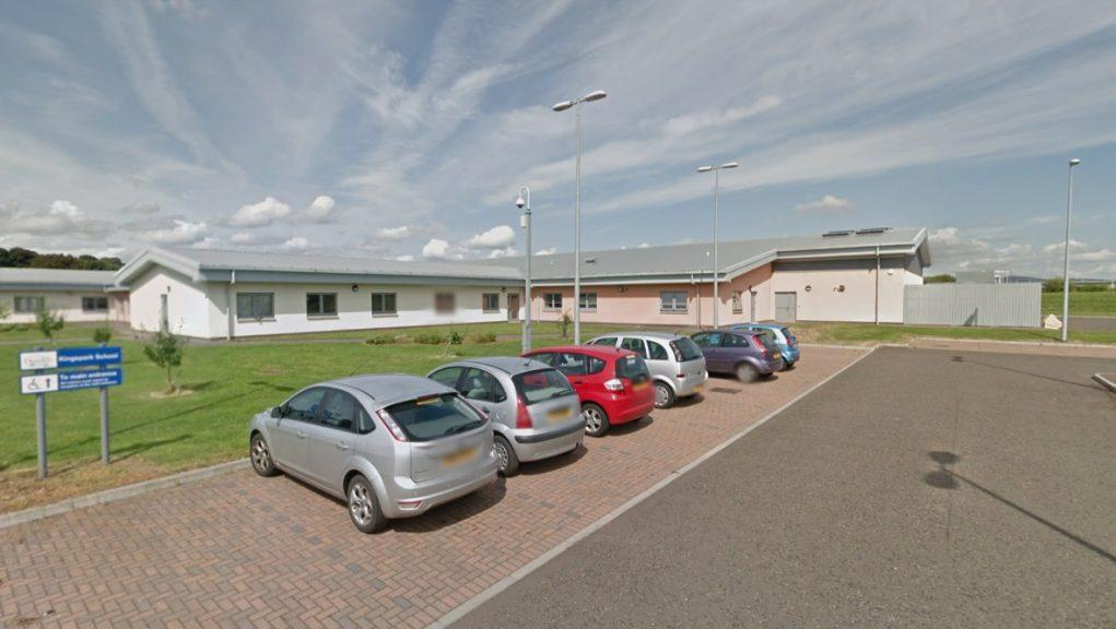 Dundee: Kingspark School is closed while staff and pupils self-isolate.
