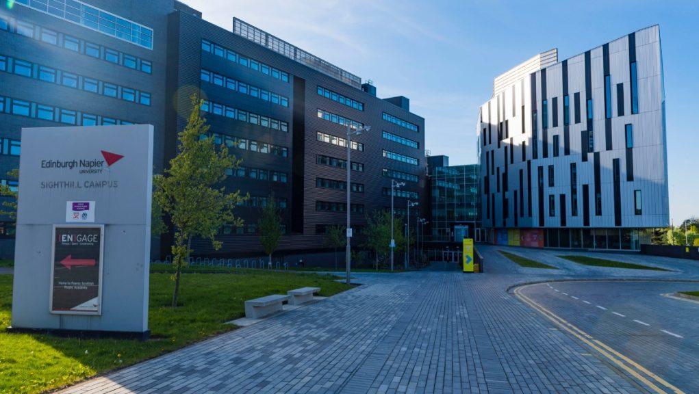 Edinburgh Napier: The university has agreed to halt its compulsory redundancy plans.