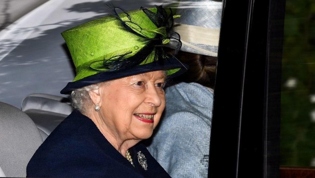 Queen normally joins congregation at Crathie Kirk.