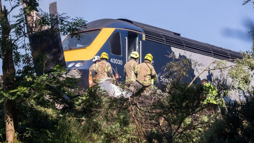 Nearly 600 inspections took place after the derailment.
