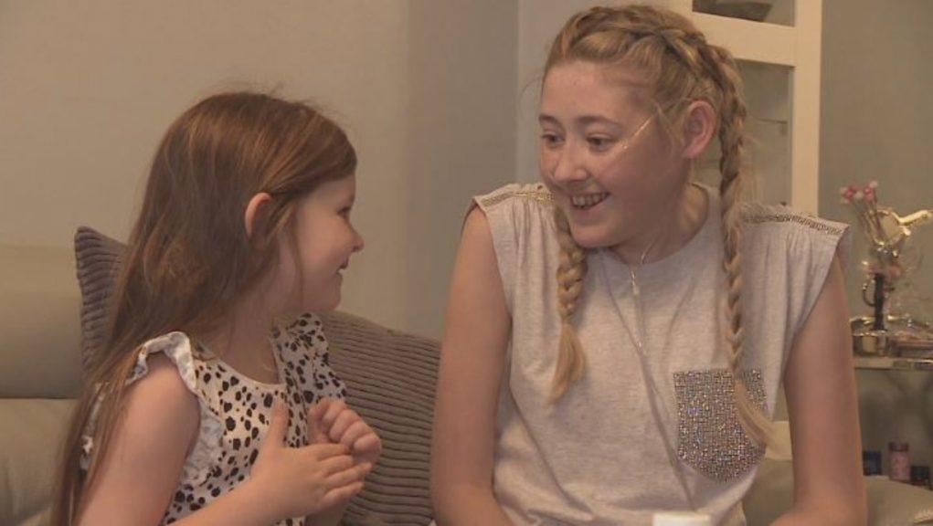 Aberdeenshire: Hailey Mann hopes 'wonder drug' Kaftrio will help to save her life.