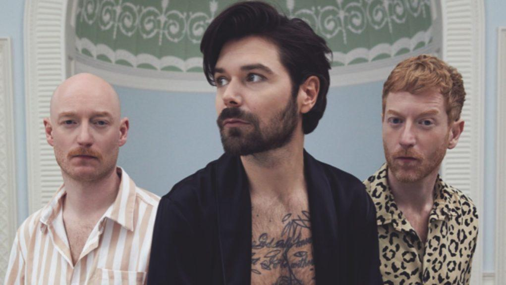 Biffy Clyro: The band are set to score their third number one album. Picture by Ash Roberts