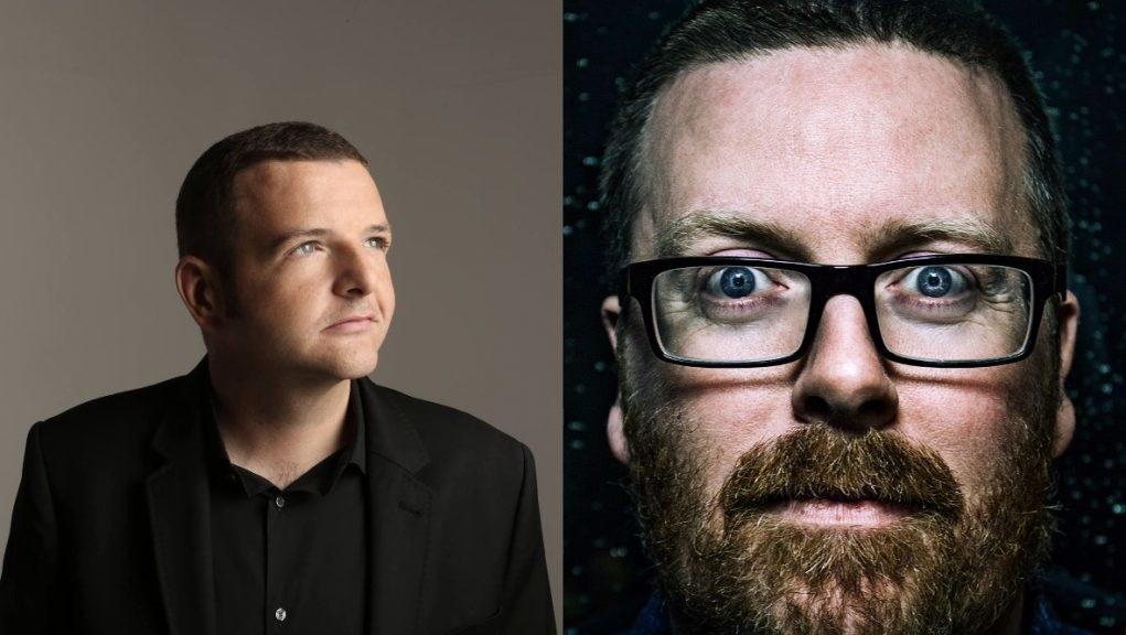 Plea: The comedians are calling for the Scottish Government to provide emergency funding. Pictures by Kevin Bridges Facebook / Frankie Boyle Facebook