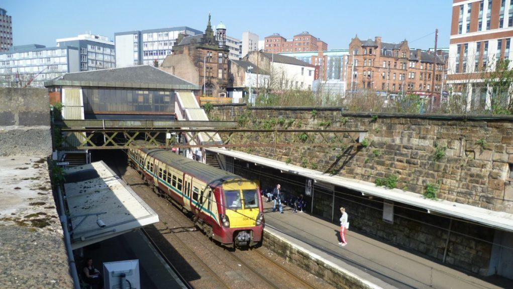Glasgow: High Street railway station. Picture by Kim Traynor / Creative Commons.