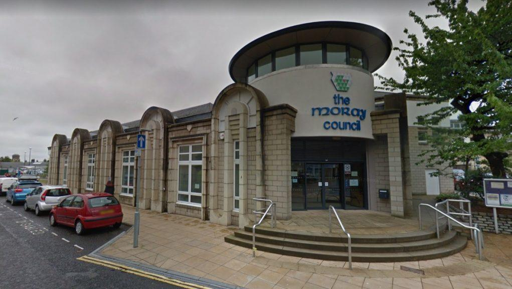 Moray Council: The local authority has been warned to improve its services.
