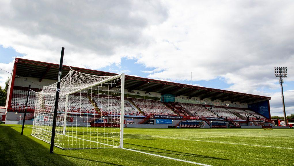 Three Accies players have tested positive for coronavirus.