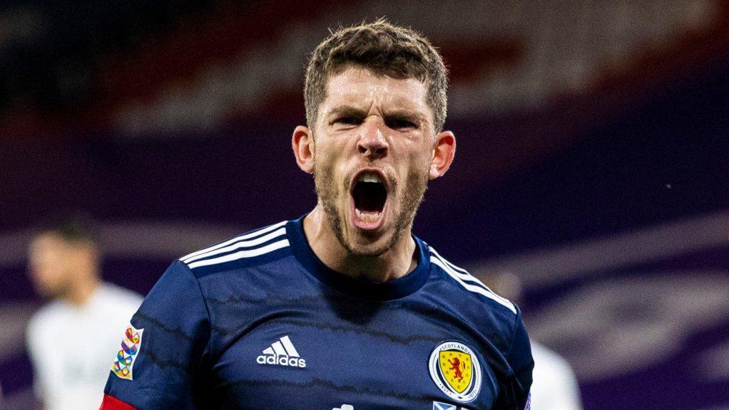 Ryan Christie scored the winner for Scotland.