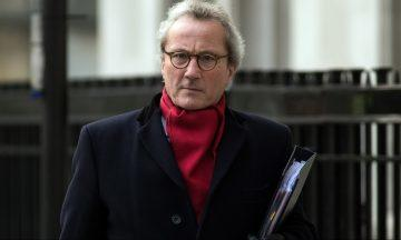 Lord Keen QC resigned as advocate general for Scotland file pic Getty