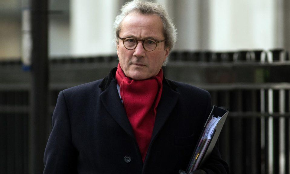 Lord Keen: Reportedly tendered resignation to PM (file pic).