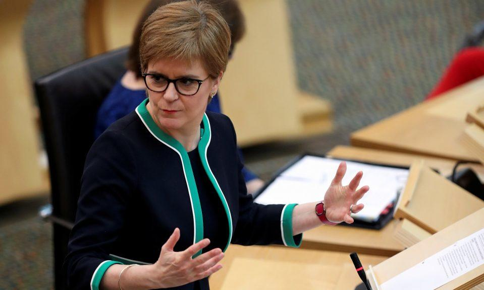Statement: Sturgeon to set out new coronavirus measures in televised address.