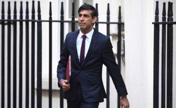 Rishi Sunak winter economic plan The Chancellor September 24 2020 GETTY