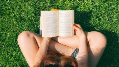 Reading, book.