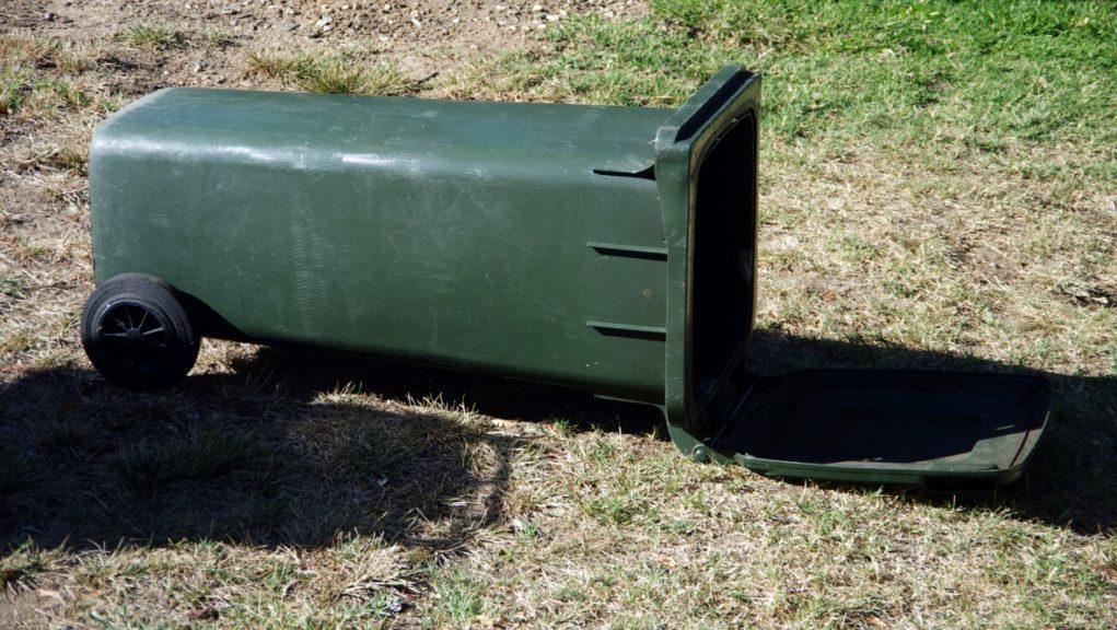 Warning: A number of wheelie bins have been stolen or searched through in Garioch, Aberdeenshire.