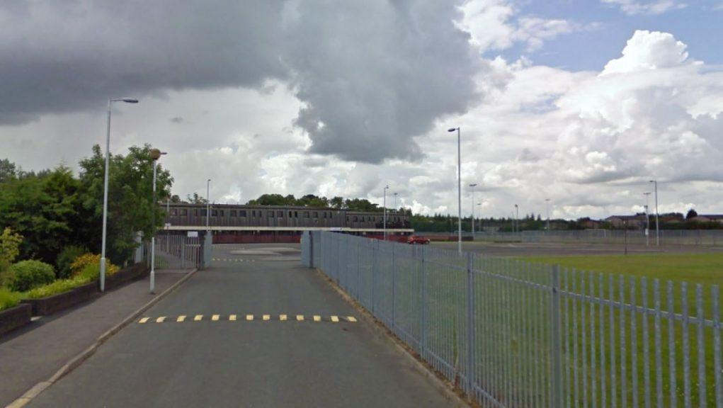 Taylor High School: Up to 60 pupils are self-isolating after a teacher tested positive for Covid-19.