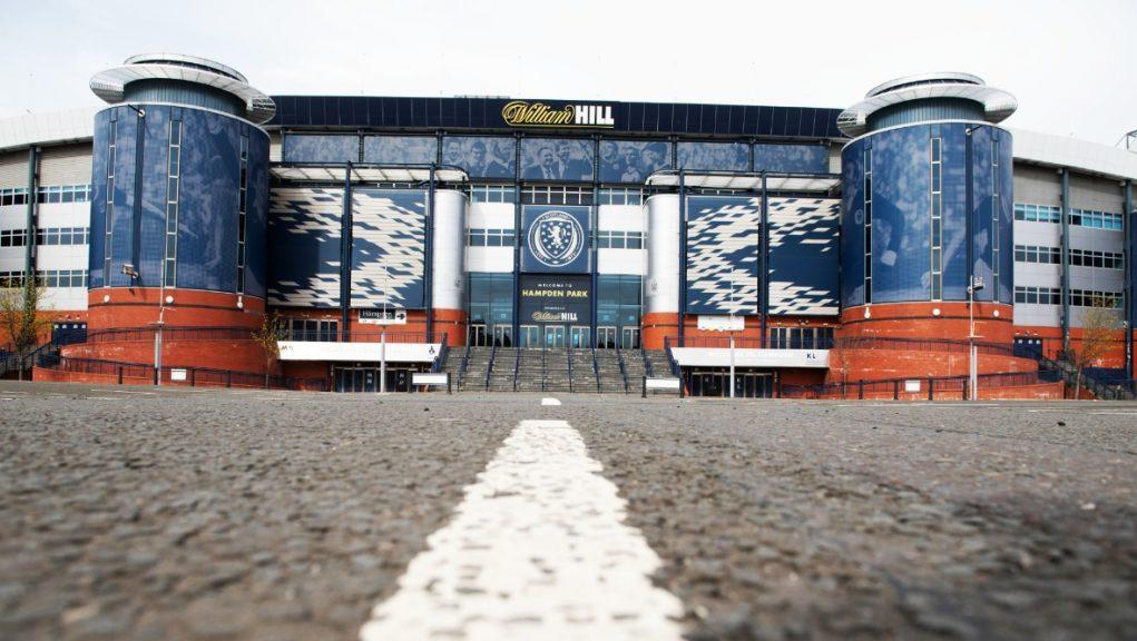 Hampden Park: SPFL chief executive Neil Doncaster expects to see more teams affected by the Covid-19 crisis.