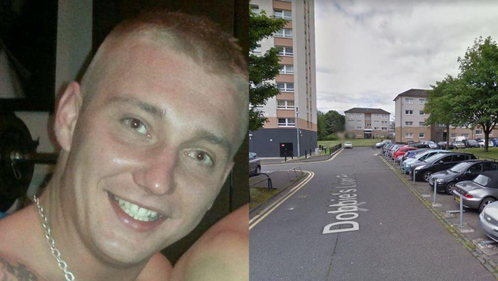 Police: Murder inquiry after man found dead in flat in Glasgow.