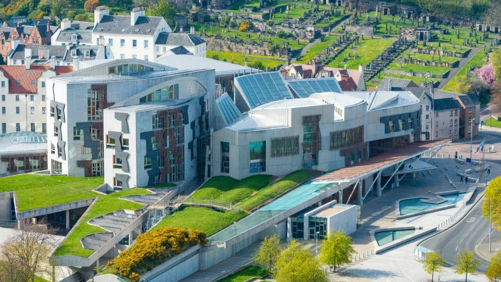 Gatherings were held at Scottish Parliament and surrounding areas.
