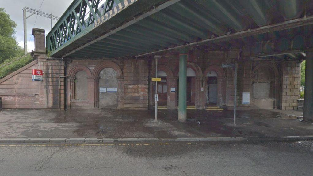 Police: Attack happened on a footpath near to Dumbarton East train station.