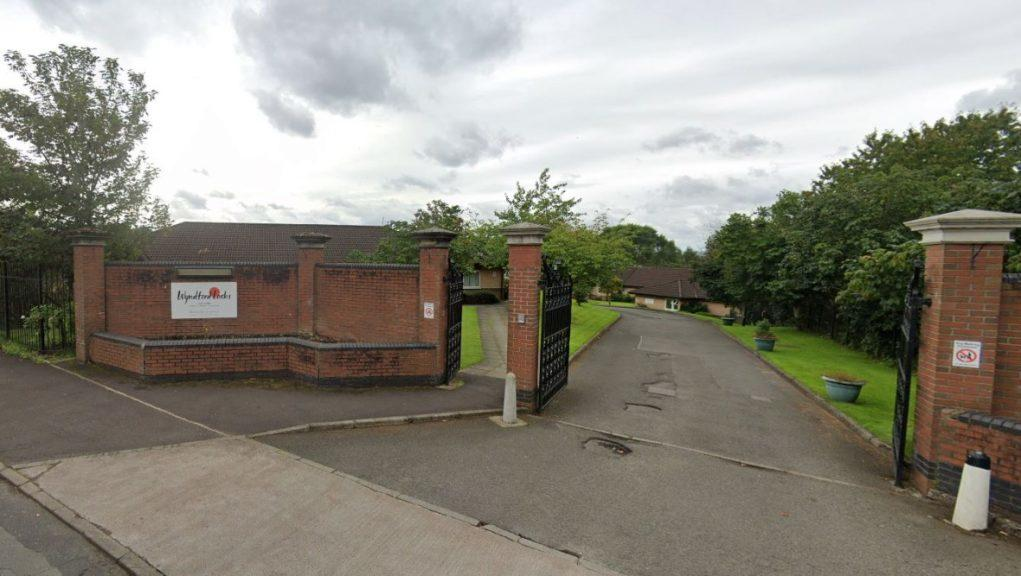 Wyndford Locks: The care home has now been closed to all non-essential visitors.
