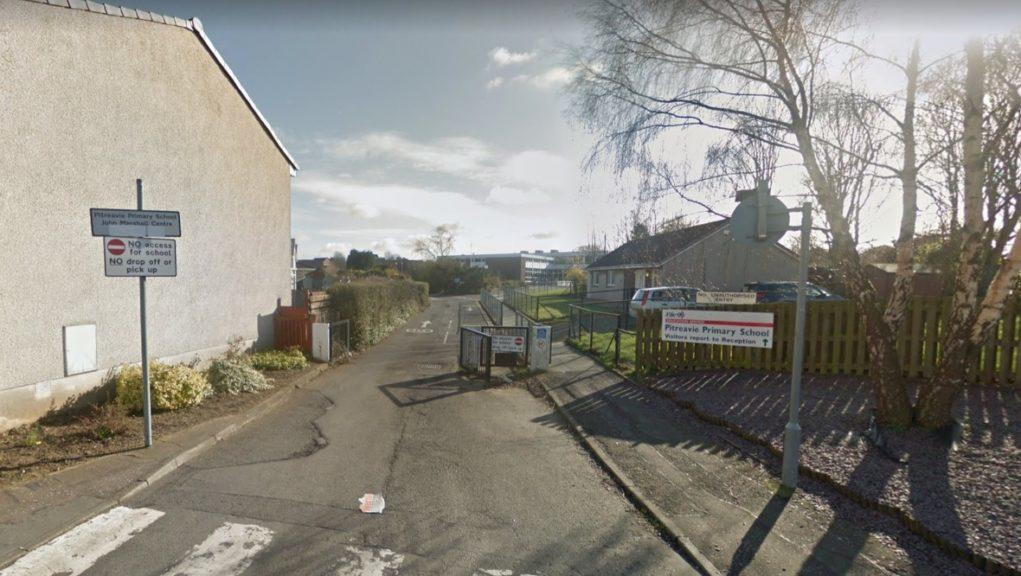 Pitreavie Primary School: A number of pupils have been ordered to self-isolate.